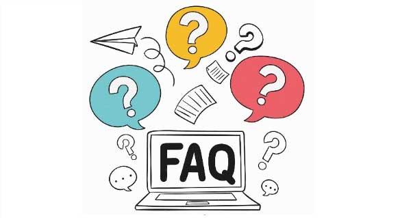 اسکیمای FAQ